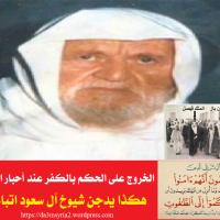 الألباني| الخروج على الحكم بالكفر عند أحبار ال سعود | هكذا يدجن شيوخ آل سعود اتباعهم !
