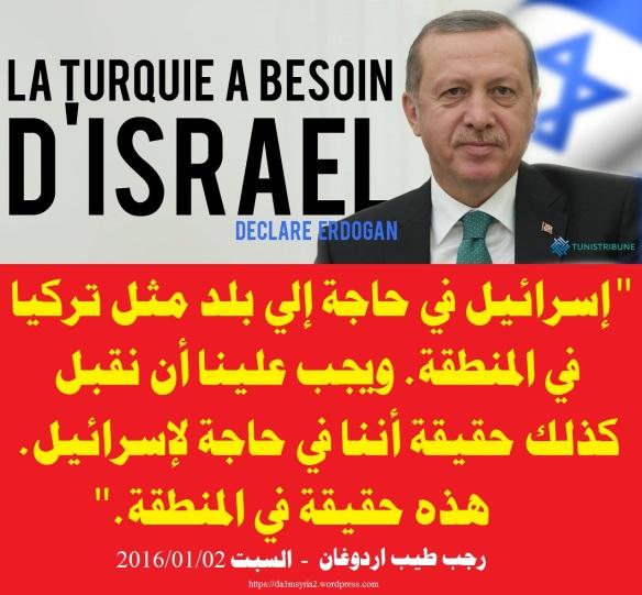 erdo israel